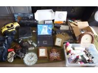big quantity of household items for sale