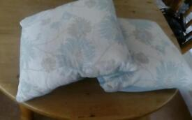 Laura Ashley cushions £15 pair