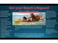 Beach lifeguard course