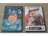 BUNDLE OF REGION 2, UK, DVDS, JUST £3, THE LOT ...