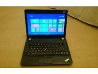 Lenovo IBM Thinkpad E145 portable laptop 500GB HD 4GB or 8gb RAM with HDMI and webcam