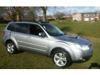 2011 SUBARU FORESTER XS NAVPLUS BOXER DIESEL AWD 4 x 4 1 OWNER ESTATE FULL HISTORY