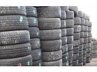 Part worn tyres wholesale 14-15-16-17-18/ -225-50-17 Runflat pairs from £10- 15/16from £7,50