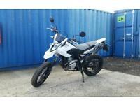 Yamaha WR125X Supermoto 2013. Fantastic first bike. Learner legal
