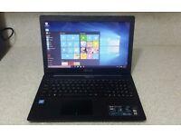"Brand New ASUS X551C- 15.6"" Laptop 4GB RAM 500GB HDD DVDRW Intel Core i3 Windows 8 ,1 Year Warranty"