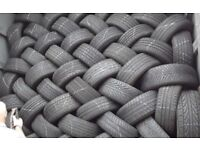 Part worn tyres / 185/55/15/ from £10/ collection from barking / 07961201205