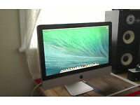 "STILL FOR SALE! UPGRADED Apple iMac 21.5"" Intel i3 3.06GHz, 6GB DDR3 RAM, 1TB (1000GB) hard drive!"