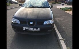 Seat Ibiza 1.4 Chill - Spares or Repairs