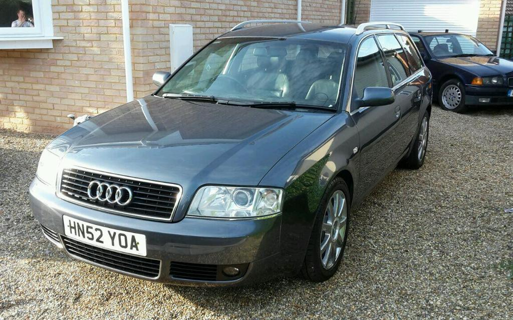 audi a6 v6 2 5 tdi automatic 1200 ono in halesworth suffolk gumtree. Black Bedroom Furniture Sets. Home Design Ideas