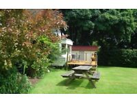 Holiday 4 berth caravan in North Cornwall, 4miles from the sea at Boscastle and Crackington Haven