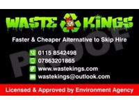 WASTE DISPOSAL SERVICE (RUBBISH REMOVAL)
