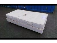 Electric Adjustable Single Bed with mattress,Can Deliver