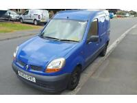 Renault kangoo diesel van