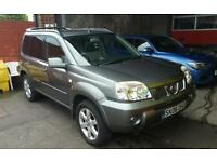 Nissan X Trail 2006, 2.5L, New clutch, low miles, Very clean car