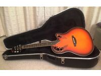USA made Ovation Guitar 2778LX Elite - Immaculate Condition