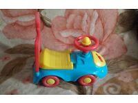 push along toy car baby walker