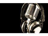 Male Blues/Soul Vocalist available