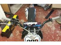 4 stroke 110 pit bike