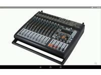 Europower pmp 4000. 1600w mixer