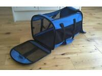 Pet carrier - suitable for puppy, small dog or cat