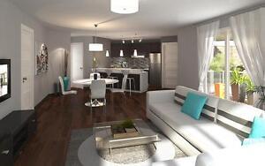 New 2 Bedroom Millidgeville Condo