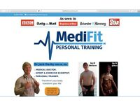 RAPID FAT LOSS WITH THE FITNESS DOCTOR! FREE £50 GIFT CARD. (Personal Training, personal trainer)