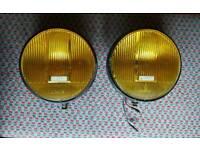 Bosch Amber Spot Lights / Fog Lamps