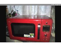microwave retro