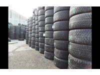Part worn tyres / 205/55/16 x 4 winter £60 - collection - barking/07961201205