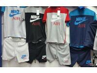 Nike Airmax Tshirt & short set new