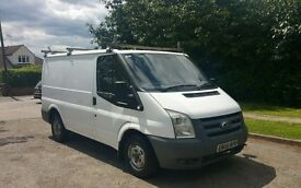 2008 FORD TRANSIT 85 T260 FWD EURO4 NO VAT