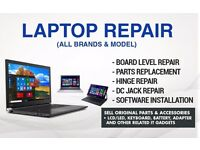 Laptop / PC Repair & Installation services+++++++++++++++
