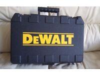 @@ DEWALT WORKSITE KIT BOX CARRY CASE to Fit DeWalt DCE088D1G Green Beam Laser @