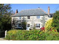 Cornish farmhouse - sleeps 5 in 3 beds - Lizard peninsula