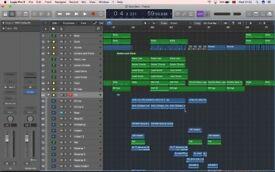 Music Production, Composition & Logic Pro X Lessons