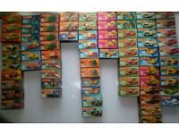 126 x Matchbox Superfast Mint Unplayed
