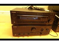 Kenwood GE-7030 and Kenwood KA-5010 260watt Stereo Integrated Amplifier 07448733546