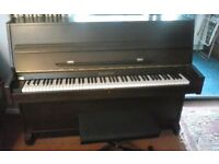 Beautiful Waldstein upright piano - excellent condition.