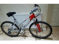 Clearance 26inch mens giant rock se leightweight mountain bike in good condition.