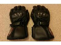 Heated Motorcycle / Motorbike gloves (Exo Stormguard)