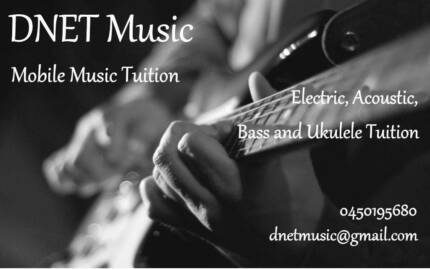 DNET Music Tuition