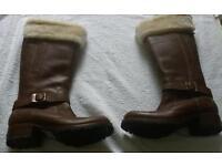 Australian sheepskin ugg boots