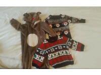6-9 month Christmas bundle