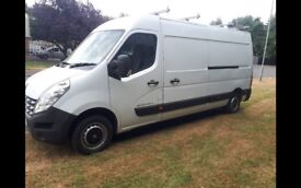 Renault Master LM35 dci 125 62 plate