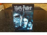 Harry Potter 1-8 boxset