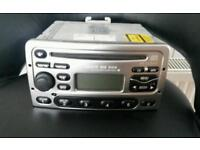 FORD 6000CD PLAYER WITH CODE