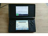 Black Nintendo DS lite