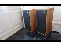 Spendor BC1 Main/Stereo Speakers with stands,Excellent Condition 07448733546