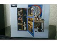 OASIS..STOP THE CLOCKS..THE GREATEST HITS..2 CDS +DVD BOX SET.NEW UNPLAYED.