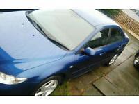 Mazda 6s 1.8 manual 2003 for sale spares or repair